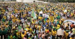 Protesto 15 de março - Belo Horizonte