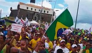 Protesto 15 de março - Salvador