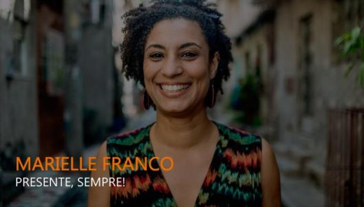 Marielle-Presente