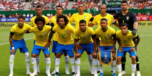 International Friendly - Austria vs Brazil